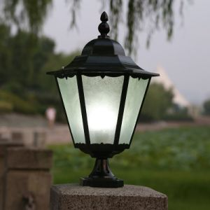 Energy-Saving Haochang LED Solar Garden Lights with Competitive Price pictures & photos