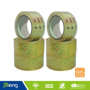 Hot Selling Super Clear BOPP Adhesive Packing Tape pictures & photos