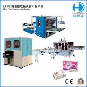 Lf80 Facial Tissue Production Line pictures & photos