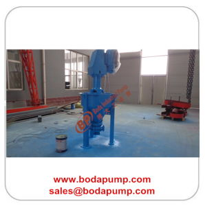 Paper Pulp and Flotation Using Slurry Froth Pumps pictures & photos