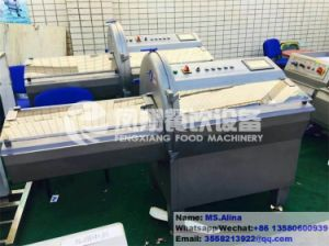 2017 FC-42 Big Row Slicer Big Row Cutting Machine Big Sausage Slicer Bacon Slicing Machine pictures & photos