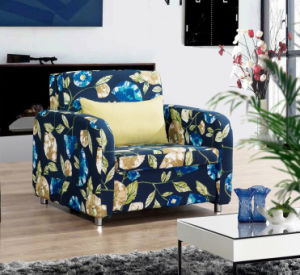 Fabric Sofabed Chair with All Metal Frame for Home Hotel pictures & photos