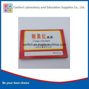 High Quality Congo Red Paper for Laboratory/Teaching/Testing pictures & photos