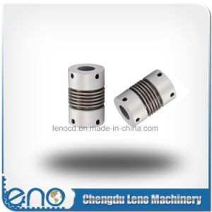 Stainless Steel Bellows Shaft Coupling for Stepper Motor