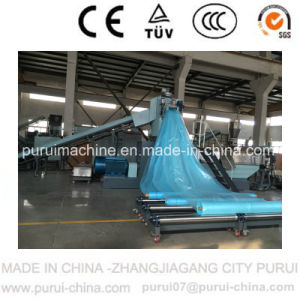 Three-in-One Plastic Waste Recycling Machine for Waste LDPE Film pictures & photos
