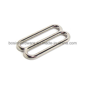 Hot Sale Metal Tri-Glide Slide Buckle pictures & photos