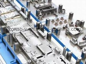 Progressive Precision Hardware Mould   Metal Tooling Metal Stamping Mould pictures & photos