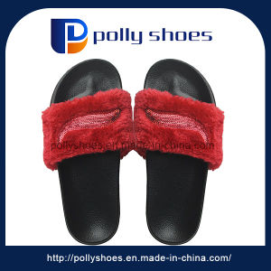 New Sandal Slipper Us Women′s Size 36 Red pictures & photos