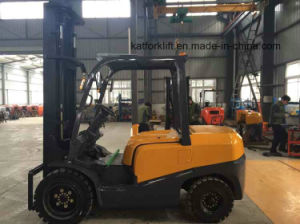 Toyota Forklift Price 4ton Diesel Forklift with Mitsubishi Engine