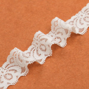 Factory Wholesale Nylon Net Fabric Lace pictures & photos