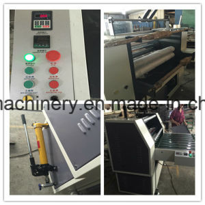 Sticker Laminating Machine Book Cover Laminating Machine Sticking Film Machine pictures & photos