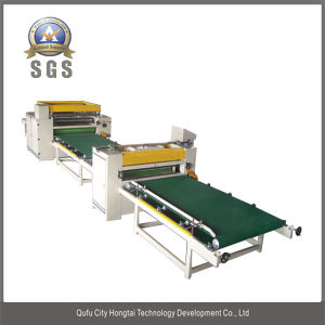 Professional Supply Semi-Automatic Veneer Machine pictures & photos