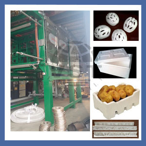 EPS Styrofoam Shape Moulding Machine for Foam Fish Box for Sale pictures & photos