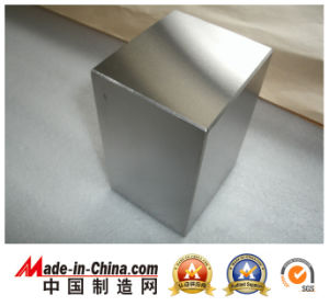 Titanium Planar Sputtering Target From 2n6 to 4n, 4n5, 5n pictures & photos