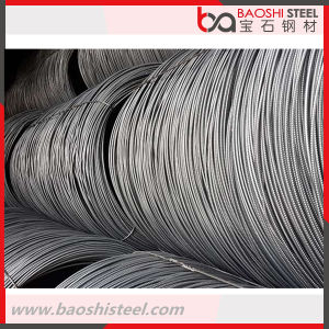 High Carbon Steel Wire Rod pictures & photos