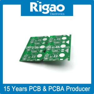 High-Quality Customized Fr4 Enig Green Solder PCB Assembly pictures & photos