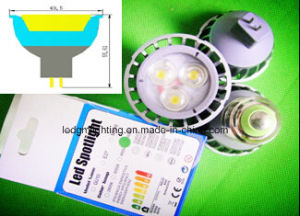 Super Light MR16 LED Spot Light GU10 LED Spotlight 4W 5W 6W 8W 10W LED Lamp Bulb Light E26 E27 pictures & photos