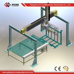 Automatic Glass Loading Machine for Architecture Glass pictures & photos