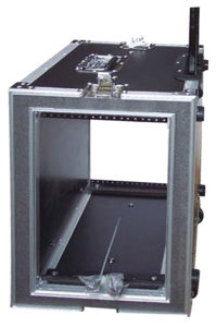 16u Mixer Rack Case with 9mm Plywood pictures & photos