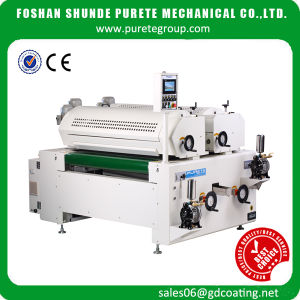 Wood Floor/PVC Painting Machine with Ce in China