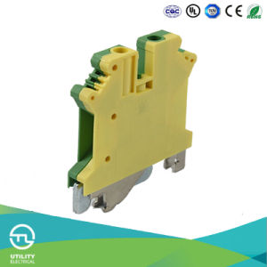 Quick-Wire Nylon DIN Rail Earth Terminal pictures & photos