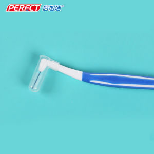 Perfect 7/L Shaped Interdental Brush/Toothbrush pictures & photos