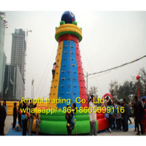 Used Inflatable Rock Climbing Walls, Inflatable Water Rock Climbing Wall