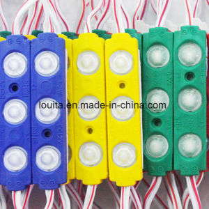 5730 SMD LED Injuction Module with Lens 12V Waterproof pictures & photos