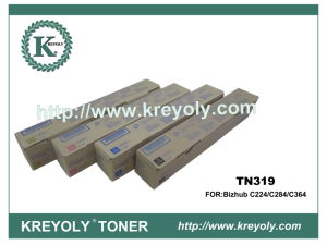 Compatible Toner Cartridge for Konika Minolta TN319 pictures & photos