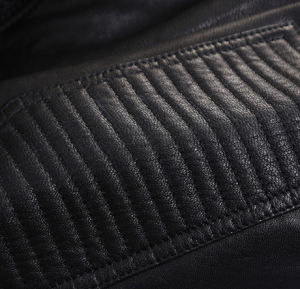 Biker Jackets Genuine Leather Motorcycle Jackets Wholesale pictures & photos