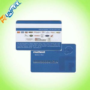 Plastic Embossed Business Cards/PVC Card /VIP Card pictures & photos