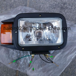 High Quality Headlight with Europe H4 Standard pictures & photos