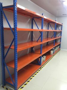 Heavy Duty Long Span Metal Storage Rack for Warehouse pictures & photos