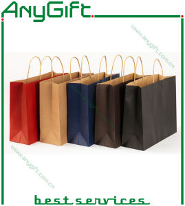 Fashion Customized Paper/ Kraft Shopping Bag 003 pictures & photos