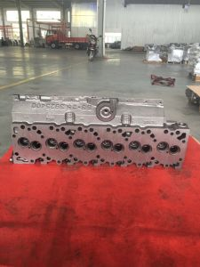 Cummins Diesel Engine Original Cummins Cylinder Head 6bt