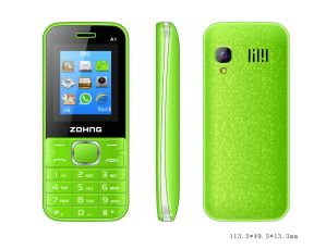Cheap Price 1.8 Inch Feature Phone Dual SIM Mobile Phone Cell Phone Bar Phone pictures & photos