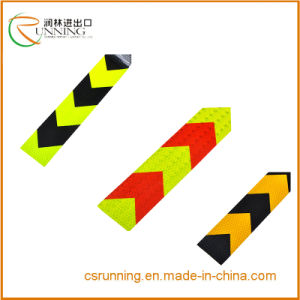 Waterproof Infrared Yellow Arrow Reflective Tape pictures & photos