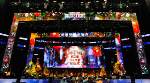 pH6.9mm Slim Rental LED Display for Festival Concert