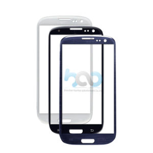 Hot Selling Phone Repair Glass Lens for Samsung S3 I9300 Front Panel pictures & photos