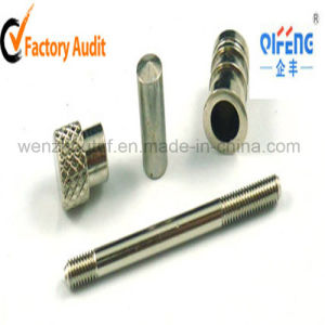 Top Sale Hardware, Brass Crimp Wire Connector Terminal, Lathing Parts pictures & photos