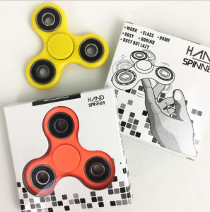Bass Material Metal Fidget Hand Spinner Toy Spins for Kids pictures & photos