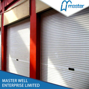 Aluminum Rolling Garage Door/ Roller Shutter Door (MR. RP77) pictures & photos