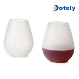 Glass Cup Silicone for Wine/Beer pictures & photos