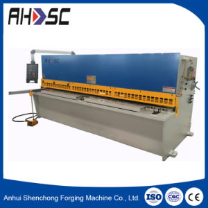 QC12y Series Plate Sheet Metal CNC Cutting Machine (4mm 3200mm) pictures & photos
