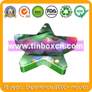 Gift Tin Box, Tin Container, Metal Gift Can pictures & photos