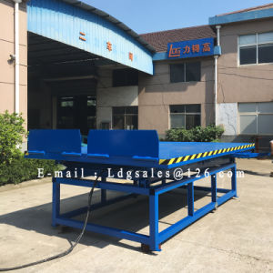 1 Ton Stationary Hydraulic Scissor Lifting Table (SJG1-1) pictures & photos