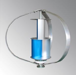 200W AC 12V Vertical Permannet Magnet Small Wind Generator for Sale (SHJ-NEV200Q1) pictures & photos