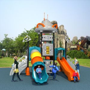 Joyful Nice and Safety Outdoor Playground pictures & photos
