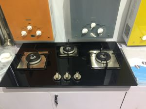 Table and Built in 2 in 1 India Burner Gas Hob (GH-G703) pictures & photos