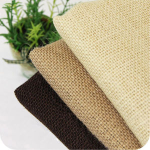100%Natural High Quality Jute Fabric for Sack pictures & photos